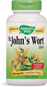 Wort Herb 180 Caps Way St. John de la nature