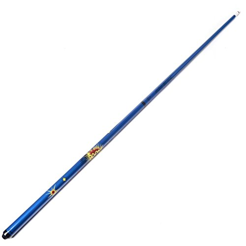 CUESOUL-48-Inch-Junior-Kid-Billiard-Cue-Stick-with-Colorful-Design