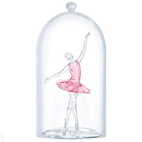 Swarovski Crystal Ballerina Under Bell Jar #5428649