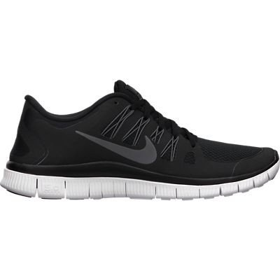 Nike Free 5.0+ Men's Running Shoes - Black