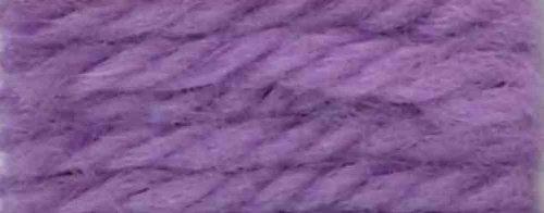 DMC 486-7025 Tapestry and Embroidery Wool, 8.8-Yard, Medium Lavender Dmc Tapestry Wool Skein