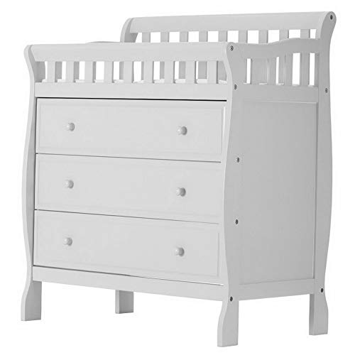 Amazon.com: Hebel Marcus Changing Table and Dresser | Model ...