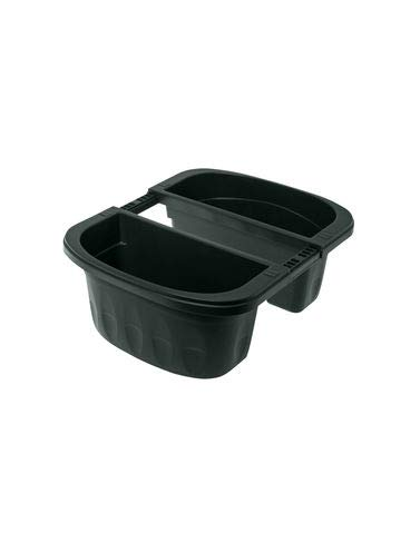 Self-Watering Saddle Railing Planter, 16