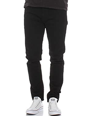 Men's 512 Slim Tapered Fit Nightshine Jeans, Black