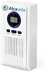 Alcavida Purificador de Aire-ionizador MII: Amazon.es: Hogar