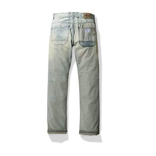 Comode Hx Fashion Uomo Mano A Con Pantaloni Taglio Lunghi Estremo Strappo Vintage Taglie Usati M1230 Abiti Jeans In Da Strappati rwgxvdqCr