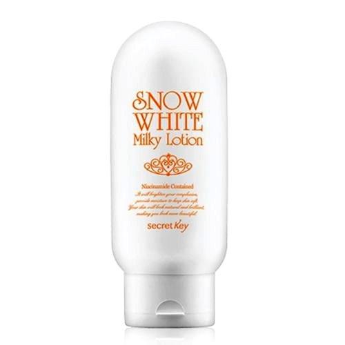 Price comparison product image Secret key Snow White Milky Lotion 120g