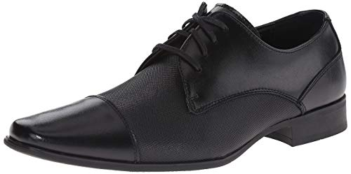 - Calvin Klein Men's Bram Oxford, Black Diamond Leather, 10.5 Medium US
