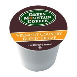 Green Mountain Coffee Vermont Country Blend Decaf,