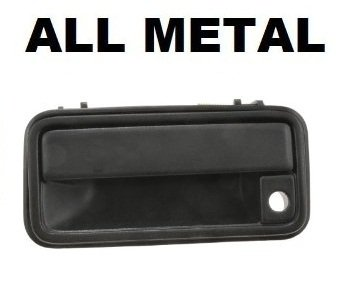 Chevrolet Door Handle - All Metal Textured Door Handle FOR Chevrolet and GMC Multiple models. FITS: Front Driver Side