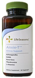LifeSeasons Anxie-T Stress Support -60 capsules