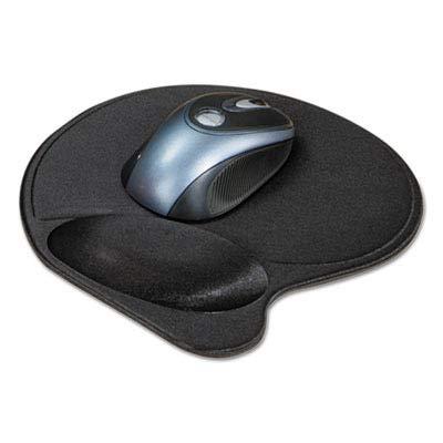 - Kensington Wrist Pillow Mouse Pad, Black (57822US) by Kensington