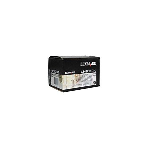 LEXC544X1KG - C544X1KG Extra High-Yield Toner by Lexmark