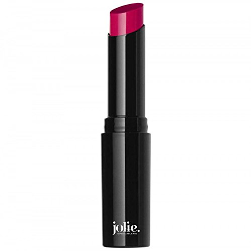 Jolie Hydrating Lip Balm Lipstick - Shiny, Sheer Luminous Color (Raspberry Sorbet) ()
