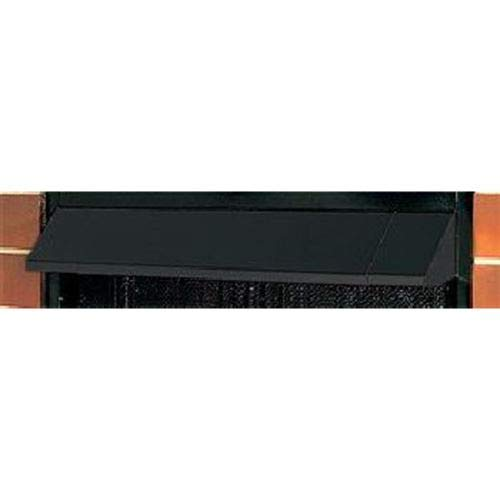 Empire Comforts Black Fireplace Hood Accessory by Empire Comforts