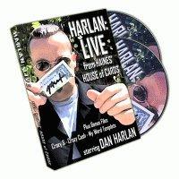 Harlan: Live! by Dan Harlan