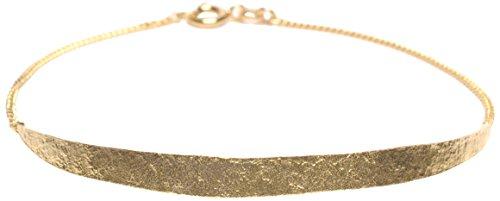 Wouters & Hendrix Bracelet Plaqué Or Femme