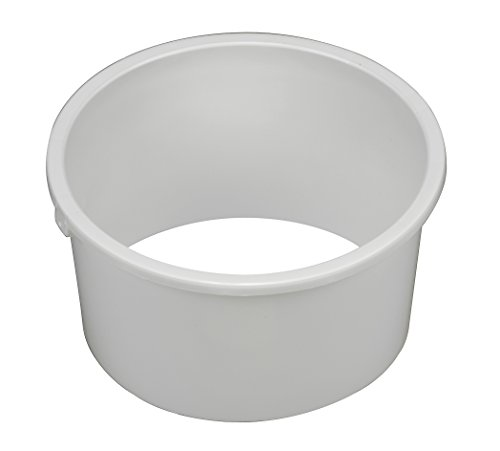 DMI Universal Replacement Commode Splash Guard, 0.4 Pound
