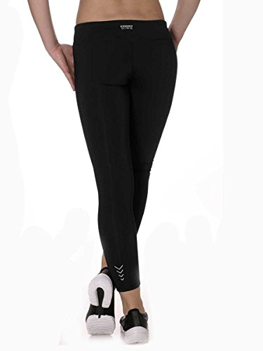 Superfit Freddy Pantalone 7 Leggings Nero 8 wwq10EP