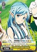 Weiss Schwarz - Undine Girl Asuna - SAO/S26-012 - C (SAO/S26-012) - Sword Art Online Vol. 2