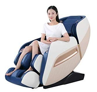 31qrd CT1XL Future Massager Full Body 3D Luxury Zero gravity Massage Chair Junior Roboking Plus with Bluetooth speaker & Charging…