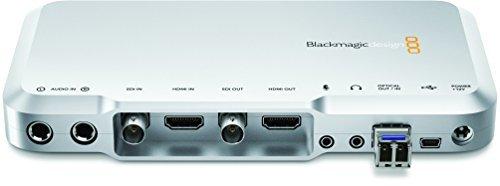 Blackmagic Design ATEM Camera Converter, 28 miles Transmission Distance, 2 Tally LEDs