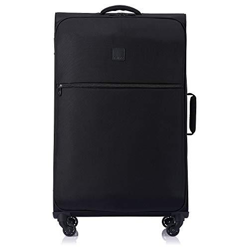 Tripp Black Ultra Lite 4 Wheel Large Suitcase