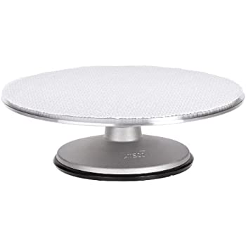 revolving cake stand winco revolving cake decorating stand cake 7084