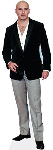 (Pitbull Mini Cutout)