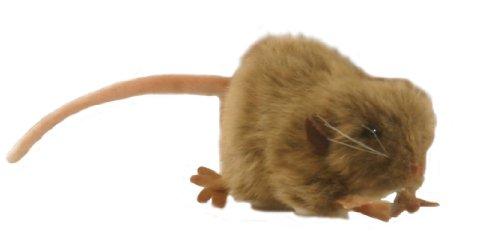 Hansa Mouse Plush, Brown