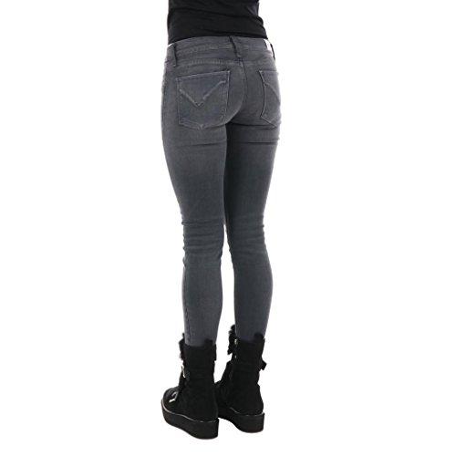 Grey nbsp;Jeans Ciara Skinny Super W4069DFP HUDSON wCv68Oqw