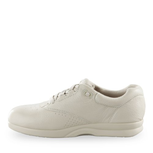 Softspots Womens Supremes Marathon Walking Shoes Sprt Whi