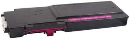 4000 Page Yield Equivalent to Dell 593-BBBS SuppliesMAX Compatible Replacement for Media Sciences MDA49058 Magenta Toner Cartridge