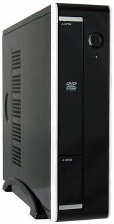 LC-Power 1360MI Mini-ITX - Caja de Ordenador: Amazon.es: Informática