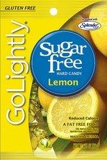 Golightly Sugar Free Lemon Candy 2.75 Oz -Pack of 12 by GoLightly