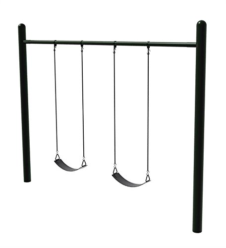 Sportsplay 4.5 Inch Single Post Swing Set