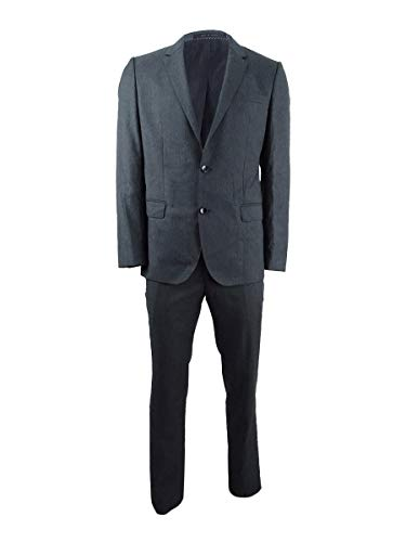 BOSS Hugo Boss Men's 'Huge/Genius' Trim Fit Check Suit, used for sale  Delivered anywhere in USA