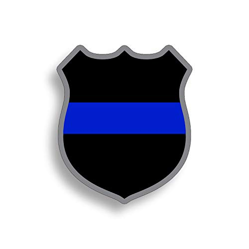 - Support America Police Badge Blue Line Sticker Decal Lives Matter 2nd Amendment