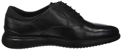 Uomo Black Geox Scarpe U Stringate Oxford Nero Winfred A C9999 8YB8q