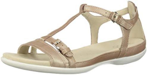 ECCO Corksphere Moonrock Leather Strap Comfort Sandals EU 42 Womens 11-11.5 US