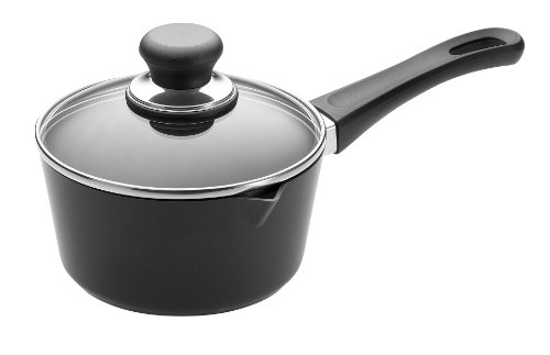 Scanpan Classic 1.6qt . Covered Saucepan