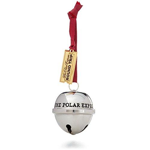 Hallmark Keepsake Ornament 2014 Santa's Sleigh Bell - Polar Express - #QXI2533