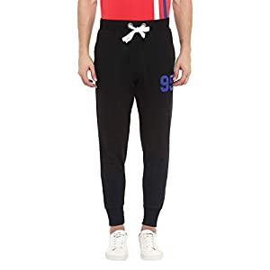 Alan Jones Clothing Men's Slim Fit Joggers
