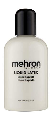 Mehron Makeup Liquid Latex (4.5 oz) -