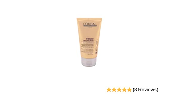 Amazon.com : LOreal Serie EXPert Thermo Cell Repairing Milk for Unisex, 5 Ounce : Hair Care Styling Products : Beauty