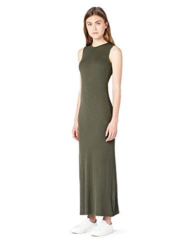 Costine Verdegreen Donna Fit Dress A Maxi Meraki Slim 29EHDI