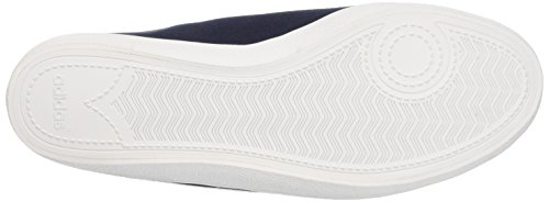 adidas CF QT Vulc So W, Sneaker Basses Femme Bleu (Maruni/ftwbla/agucla)