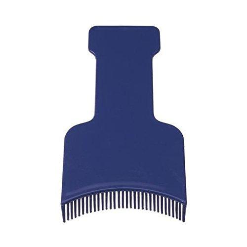 Spatola per mèches dentata - Blu Sibel 8418631-04