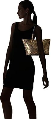 Calvin Klein Florence Nylon Novelty Chain Tote
