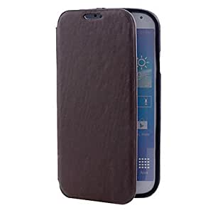 ZXM-Advanced PU Leather Case cuerpo completo para Samsung Galaxy S4 i9500 (colores surtidos) , Rojo